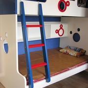 大尺寸双层儿童床