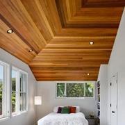 木质阁楼天花吊顶