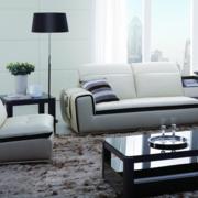 顾家整体沙发设计