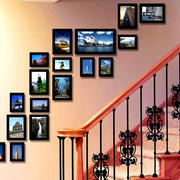 过道照片墙