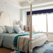 卧室清新式吊顶