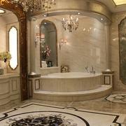 洗手间大理石墙面