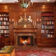 书房书架造型图