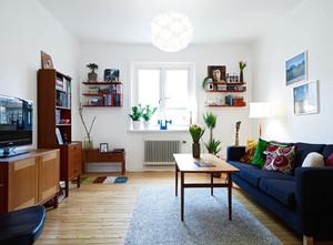 小型公寓装修效果图