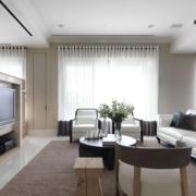 欧式客厅简约型设计