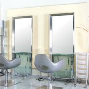 时尚型美发店室内图
