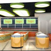 日式现代化食品店
