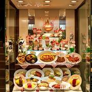 韩式糕点店设计