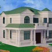 绿顶洋房设计图