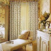 美式新古典式窗帘设计