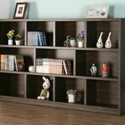 低矮型小书柜设计