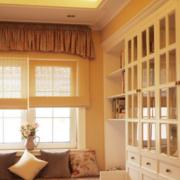 精致木质小瓢窗设计