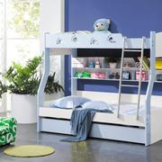 清新小型儿童床