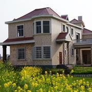 农村两层小别墅设计