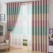 彩色混合组装系窗帘设计