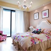 新古典女生卧室