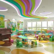 幼儿园教室设计图集