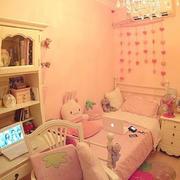 韩式小清新新款小卧室设计