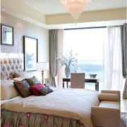 新古典主义清新式沙发设计