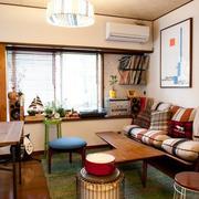 别墅东南亚风格卧室设计