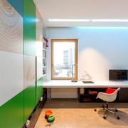 绿色家居墙面设计