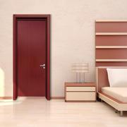 简约型小木质门设计