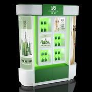 独立小型产品柜设计