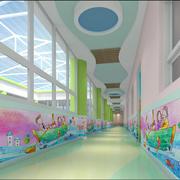 幼儿园教室过道设计