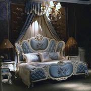 欧式宫廷风客厅沙发设计