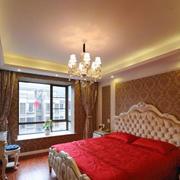 欧式家装壁纸设计