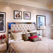 新古典美式卧室设计
