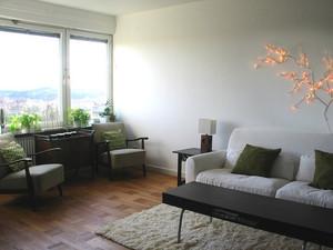 小户型卧室精美设计效果图