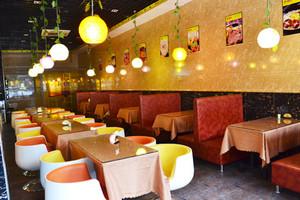 港式茶餐厅设计效果图