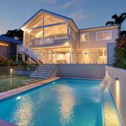 高贵浪漫型欧式大户型自建别墅设计