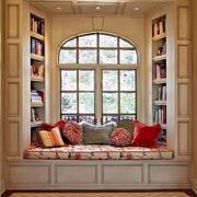 英式皇族型复古飘窗装修