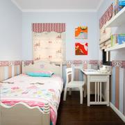三室一厅户型之卧室设计