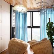欧式典雅型木屋别墅设计