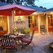 度假型木屋别墅设计
