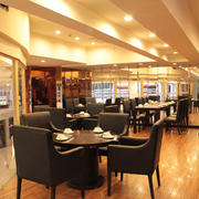 现代化茶餐厅精美设计