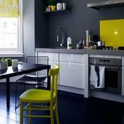 果绿色厨房设计