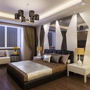 大户型欧式三居室户型设计