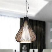 水滴状优雅型灯具设计