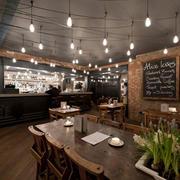 欧式典雅型咖啡厅设计