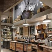 欧式简洁型酒吧设计