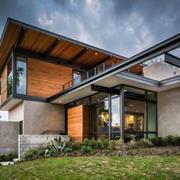高贵华丽型欧式别墅设计