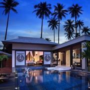 现代精美度假型小别墅设计