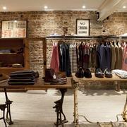 简单欧式系列女装店设计