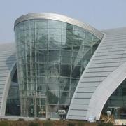 创意型室外大型玻璃设计