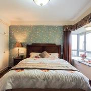 浪漫型欧式小卧室