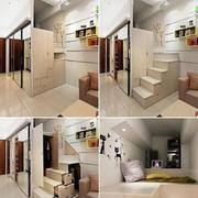 优雅式一室一厅小户型设计